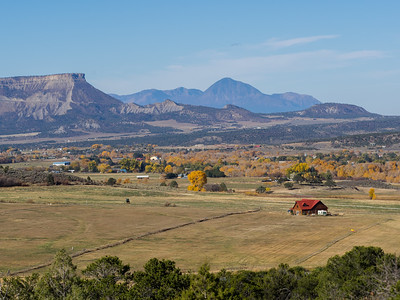 Colorado: Mancos and other