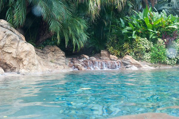 * Discovery Cove - Serenity Bay & Rivers