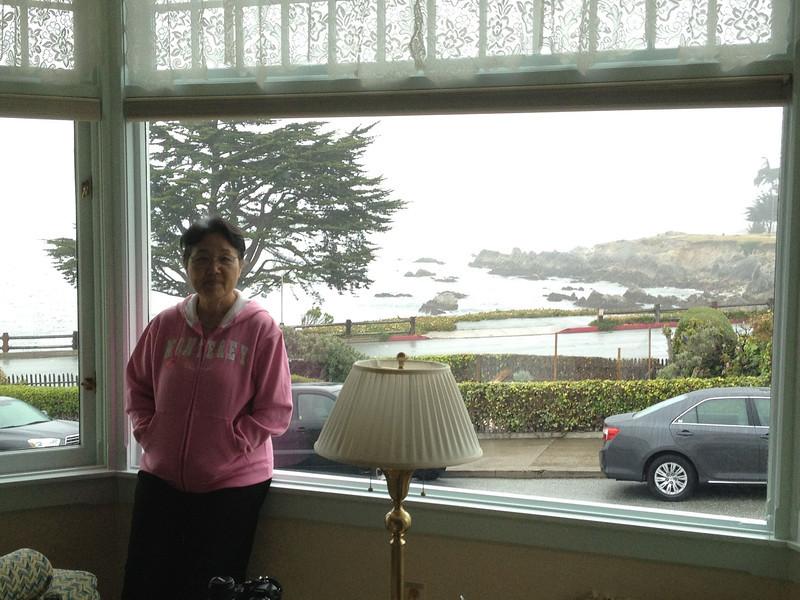 Seven Gables Inn, Monterey