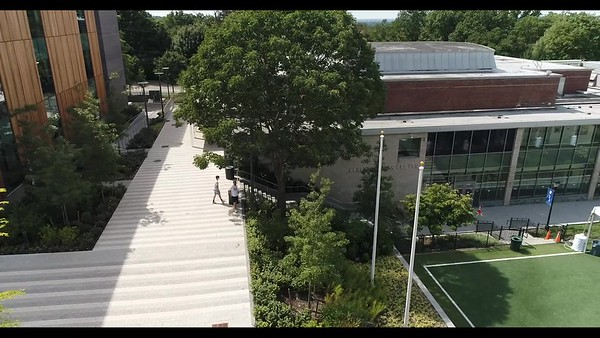 Campus Drone Footage For Kavita
