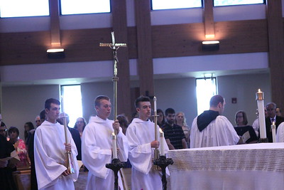 Solemn Vows 2016 - Brs. Antony Maria and Theodore