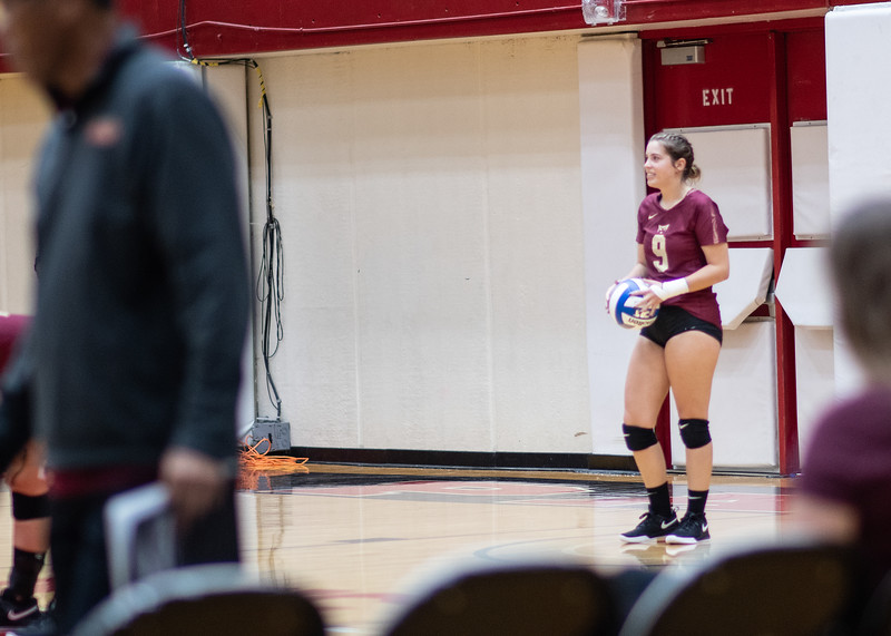 Volleyball: Willamette Bearcats at Oregon Trail Classic