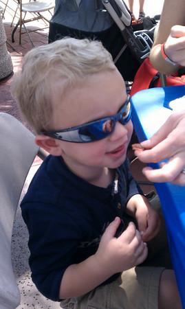 Trenton's Second Birthday (May, 2011)