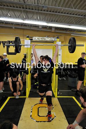 18-03-07 Boys Weightlifting