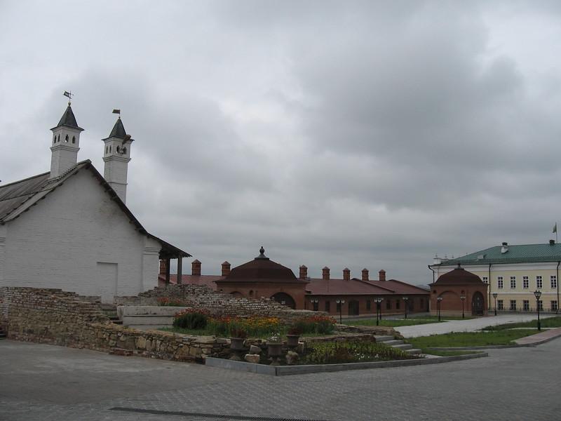 Kazan Kremlin View - Leslie Rowley