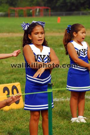 Wallkill vs New Windsor - Cheerleading - 9-9-07