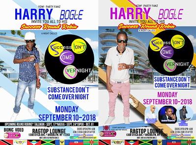 "HARRY BOGLE ""SUBSTANCE DON'T COME OVERNITE""(10)"