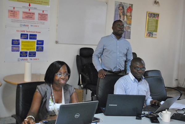 Launching of SIAPS WA Regional Program