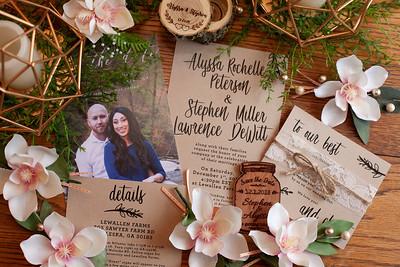 Alyssa & Stephen Wedding