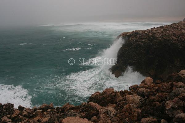 ALGARVE WEST - Stormy Day