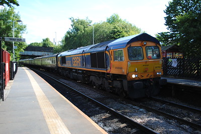 GBRf The Absent Shunter Sunday 13th August 2017