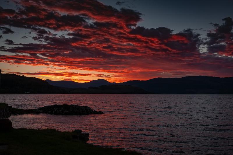 Glaick Sunset
