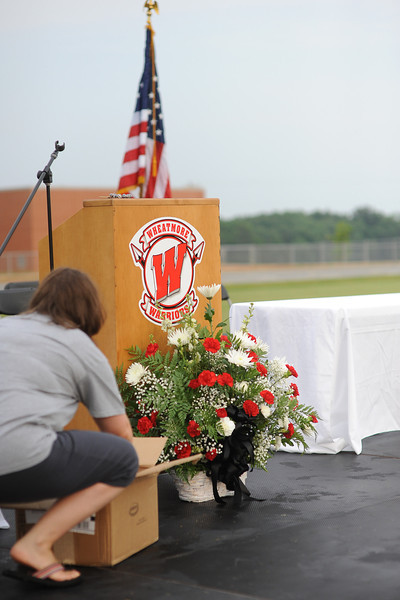 Wheatmore Graduation Ceremony 2011
