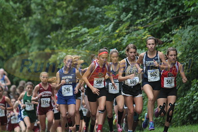 Womens Open 5K - 2016 Running Fit-Detroit Titan Invitational