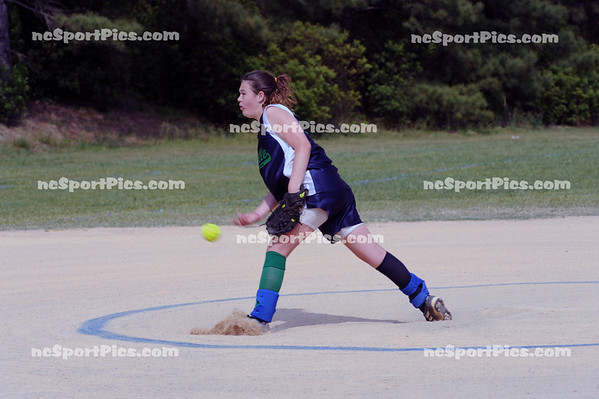 Girls Softball - Leesville Lions vs Wendell 04-30-2009