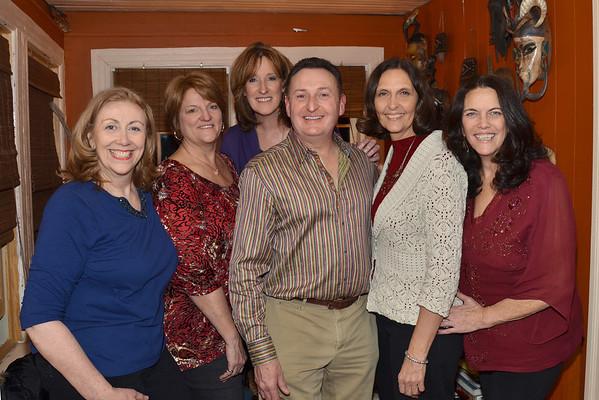 Ellen Badome and friends, Jan 26, 2013