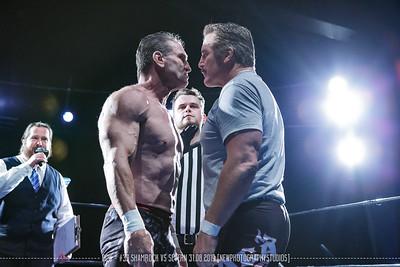 BCW - #33 Shamrock vs Severn 31.08.2019