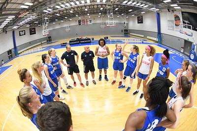 Great Britain Under-20 Women Training Camp 2017