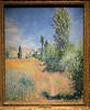 En Paysage dans l'île Saint-Martin - Monet