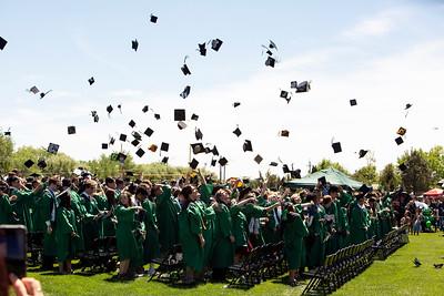 2018 St Vrain - Niwot High School Graduation