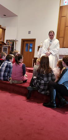 2019.01.13 Family Mass (St. Mary)