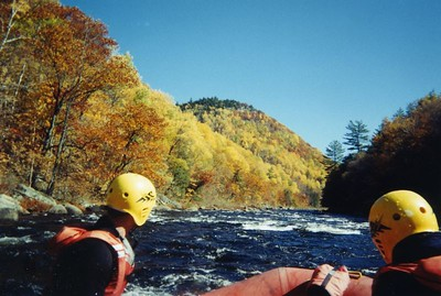 Whitewater Rafting - Hudson and Moose Rivers, Upstate NY