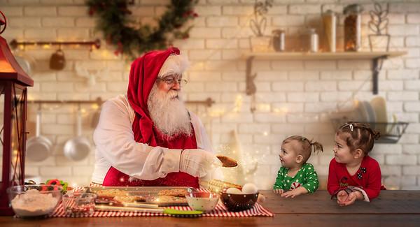 Gubelman Santa Photo