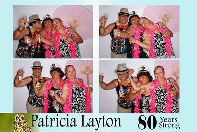 Patricia's 80th Birthday