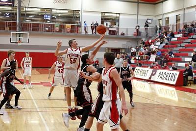 Boys JV Basketball - 1/5/2016 Reed City
