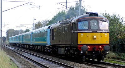 West Coast Railways (WCRC), 2011
