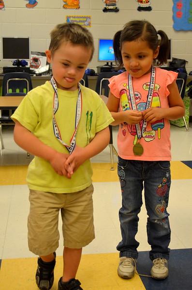 chance jacqueline medals