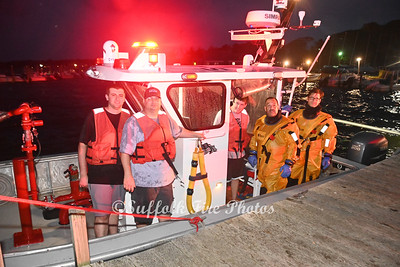 Center Moriches - Water Rescue in Orchard Neck Creek 9/5/21