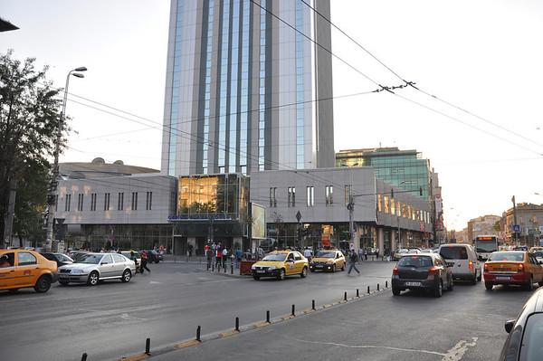 6. The city of Bucharest (RO)