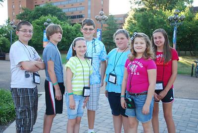 4-H Electric Camp 2012
