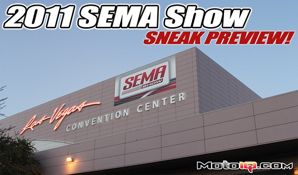 2011 sema show first look!