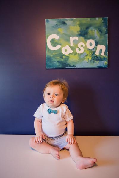 Carson: 9 Months