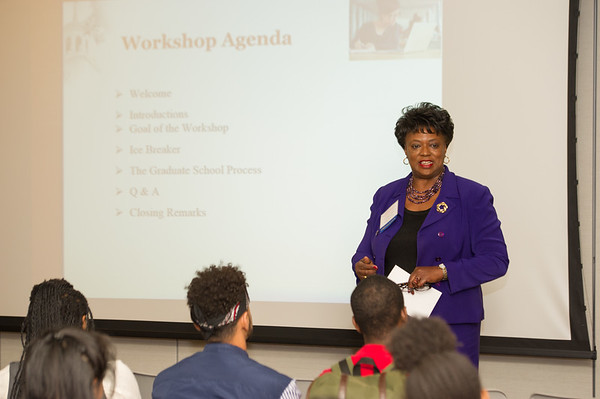 10/19/17 Beyond the Bachelor's Degree Workshops