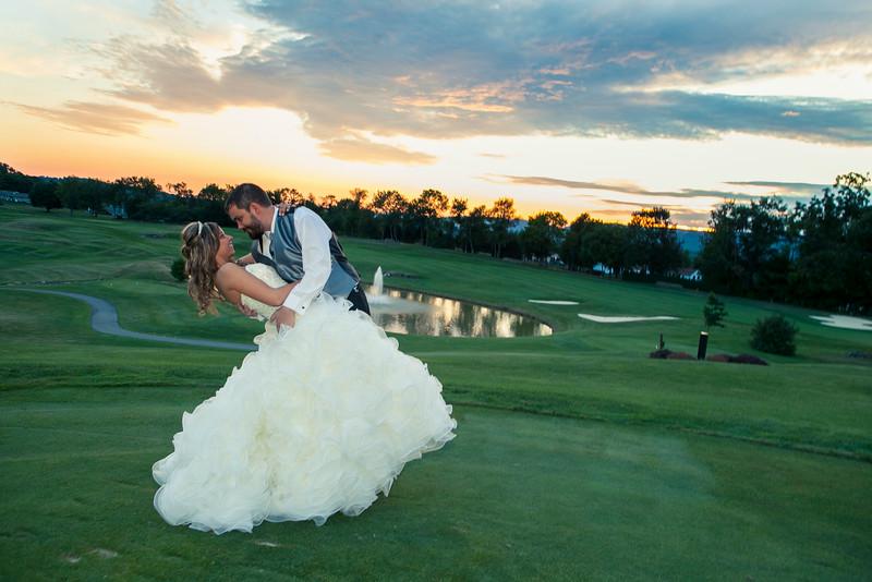 David & Sarah ~ August 16th, 2014