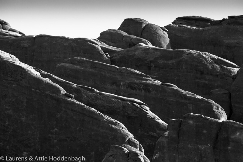 Fins near Sand Dune Arch, Arches NP, Utah  Filename: CEM005180-Arches_NP-UT-USA.jpg