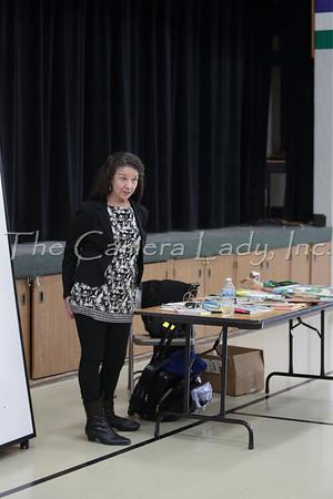 CHCA 2013 EBL Author Visit w/ Dandi Daley Mackall 02.21