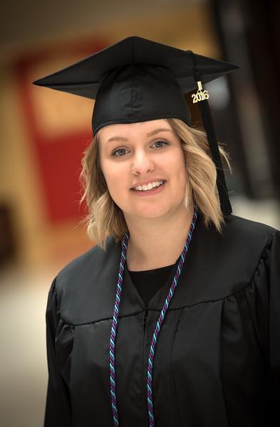 Taylor MSU Grad 2016