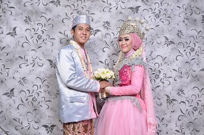 170211 | The Wedding Amel & Septo