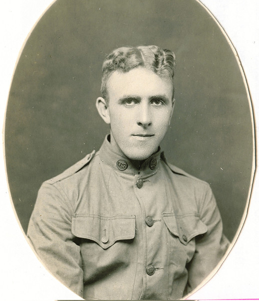 "Clinton Walter Frawert (1895-1978)  Written in the Rogers Reunion Photo Album Volume III page 57 ""Clint Frawert b. July 11, 1895"""
