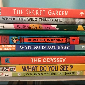 Spine Poetry Contest 2020