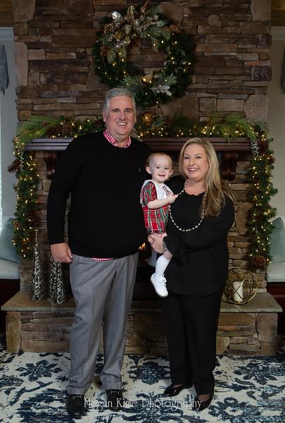 DunLeavy Family 2018
