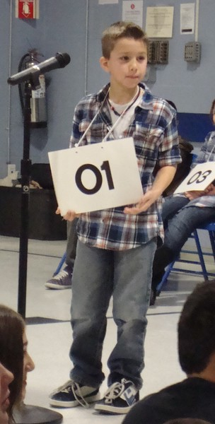 Pollard Spelling Bee