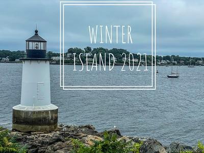 2021 Winter Island