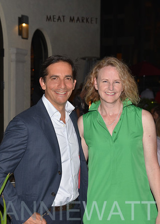 Feb 27, 2021 Roberto Carcelen Birthday Party for Kate at Meat Market, Palm Beach