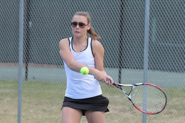 WUHS Girls Tennis