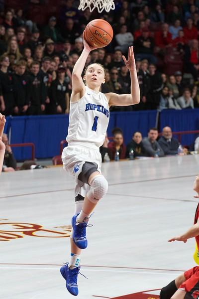 2019 4A Girls Championship: Hopkins beats Stillwater